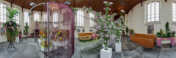 De Nationale Zomerbloemententoonstelling Naaldwijk